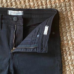 """9"""" High Rise Madewell Skinny Jean"""